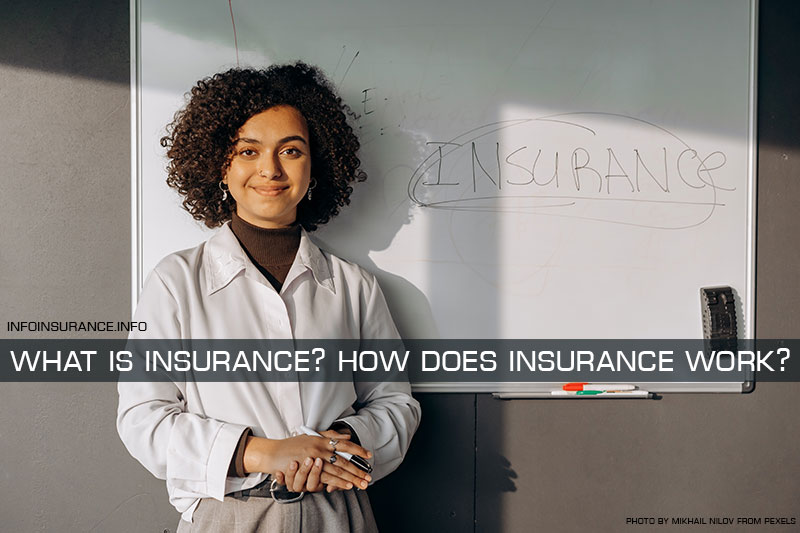 What is insurance? How does insurance work?